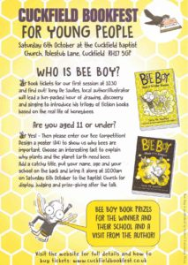 Cuckfield Bookfest for Young People
