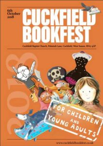 Cuckfield Bookfest Kids Programme Cover