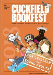 Cuckfield Bookfest Kids Programme Cover