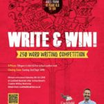 Cuckfield Bookfest Writing Competition Small
